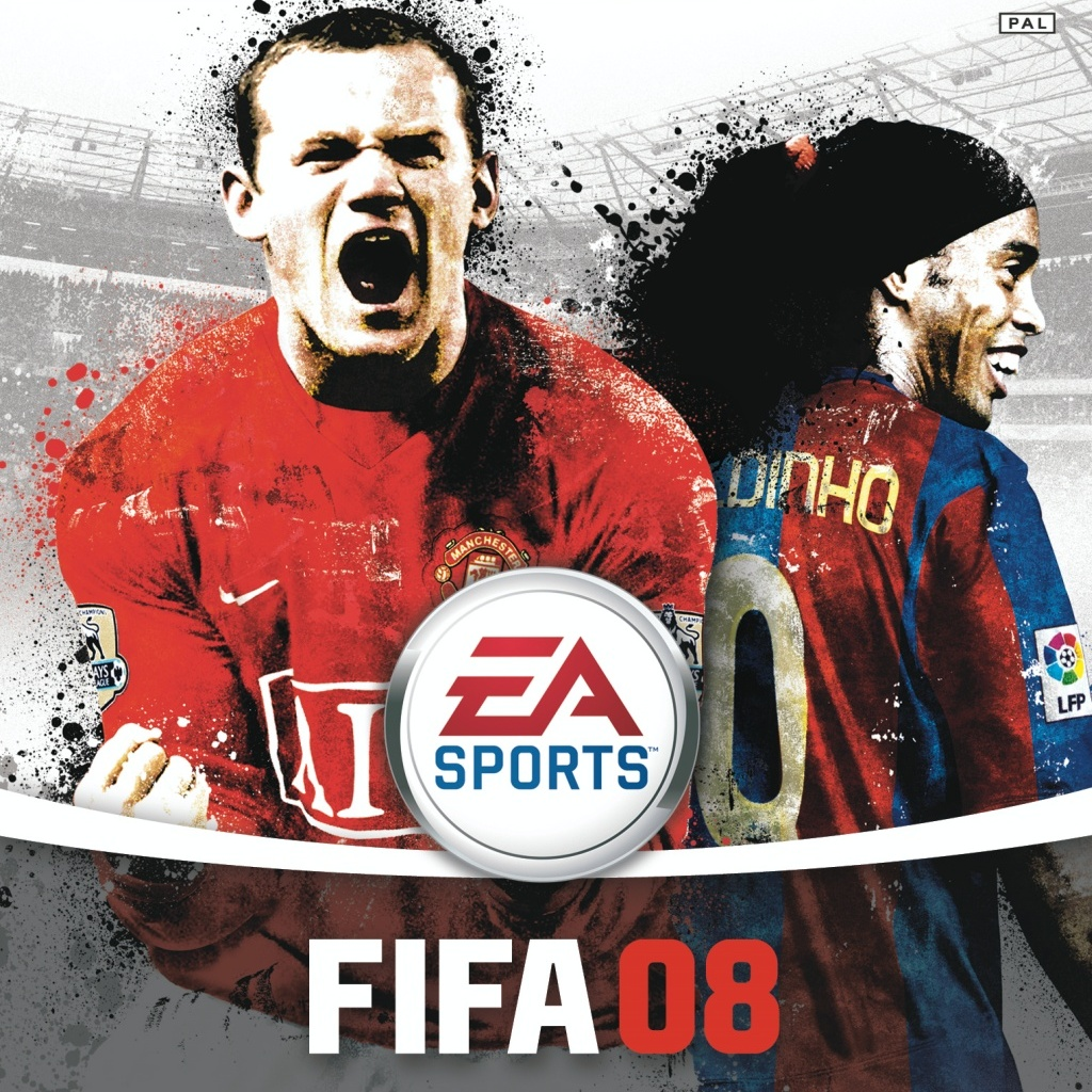 FIFA 08 Free Download