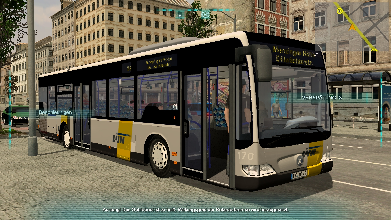 City Bus Simulator 2021