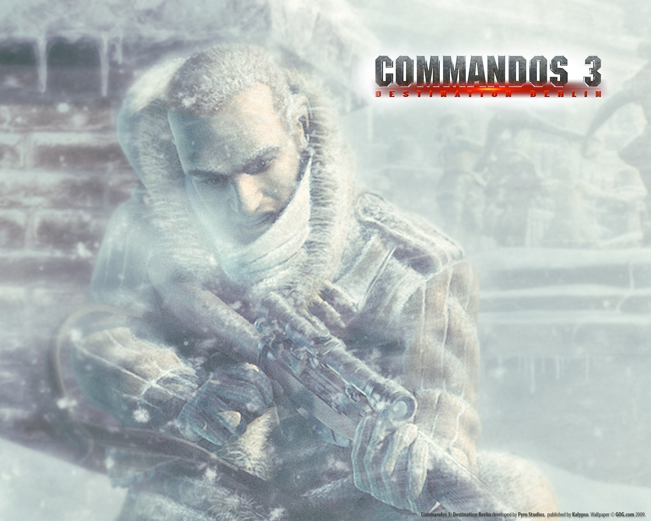 Free Commandos 3 Destination Berlin