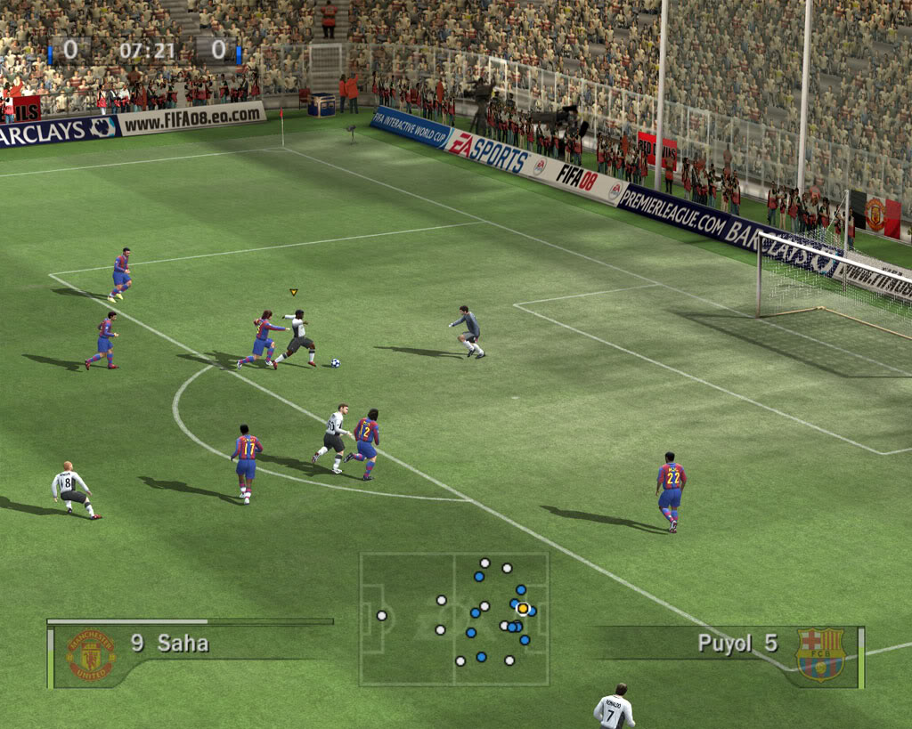 Free FIFA 08 full game download
