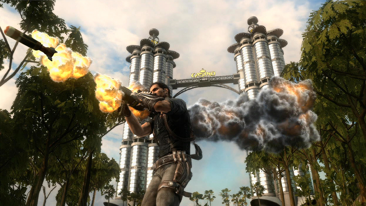 Ocean Of Games » Just Cause 2 Free Download