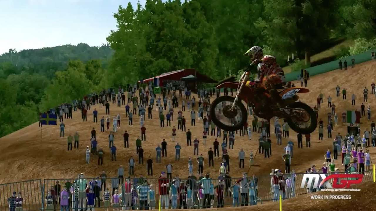 Free Mxgp the Official Motocross Video game