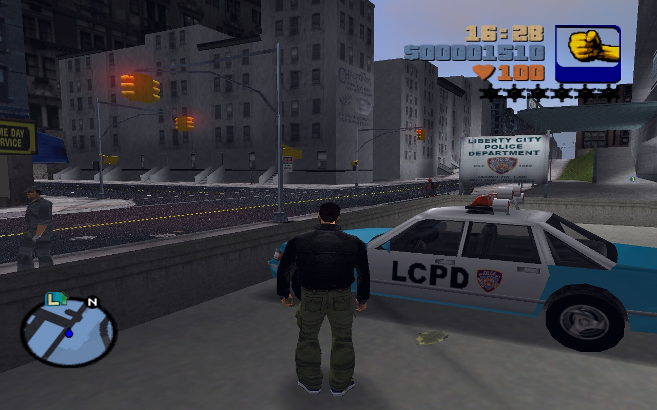 Grand theft auto 3 system requirements