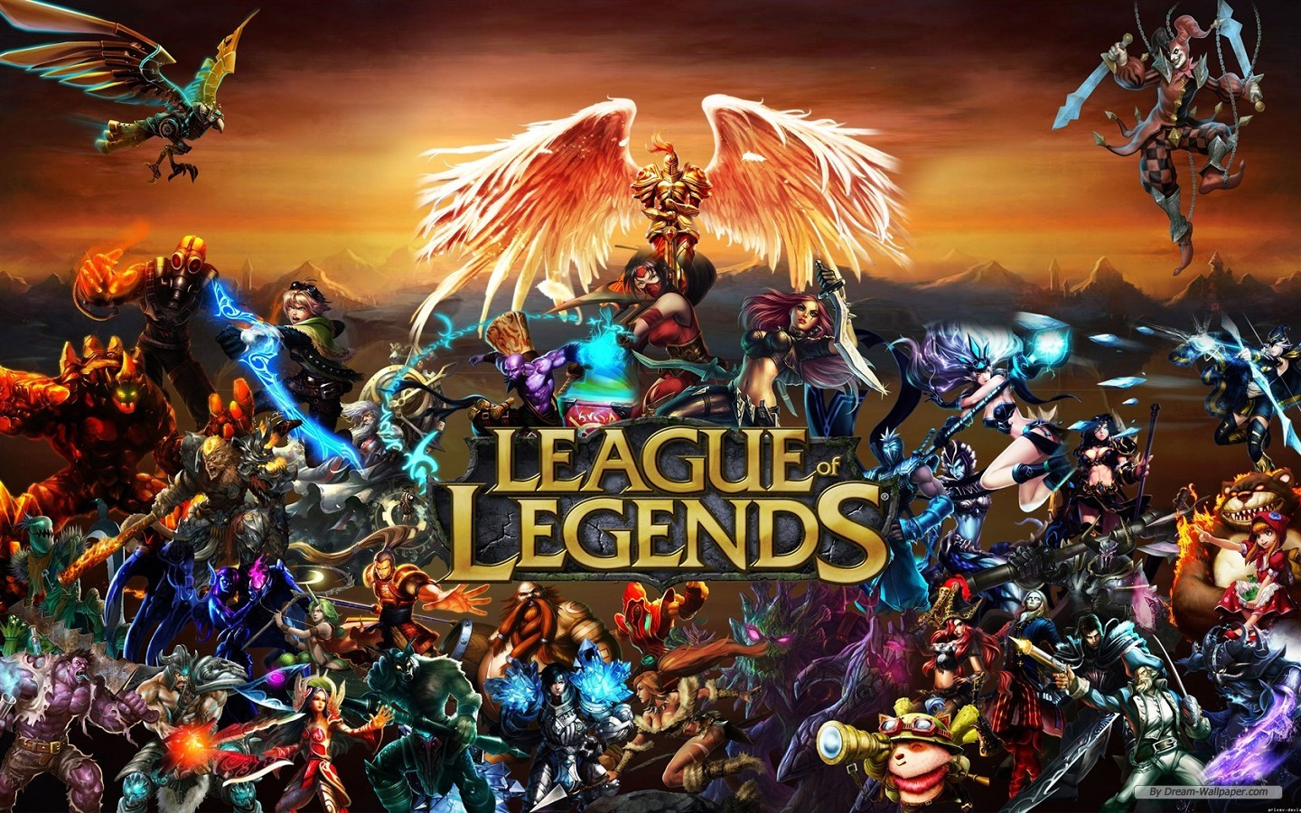 legends of legends online