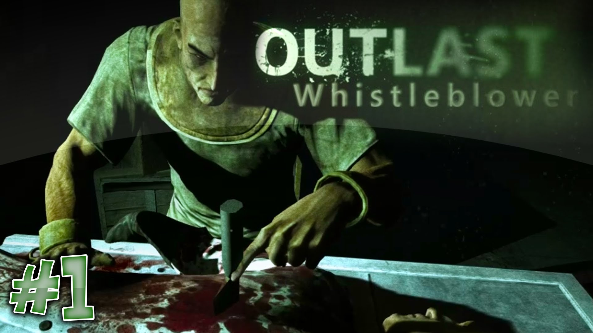 Outlast Whistleblower Free Download Full Horror Game