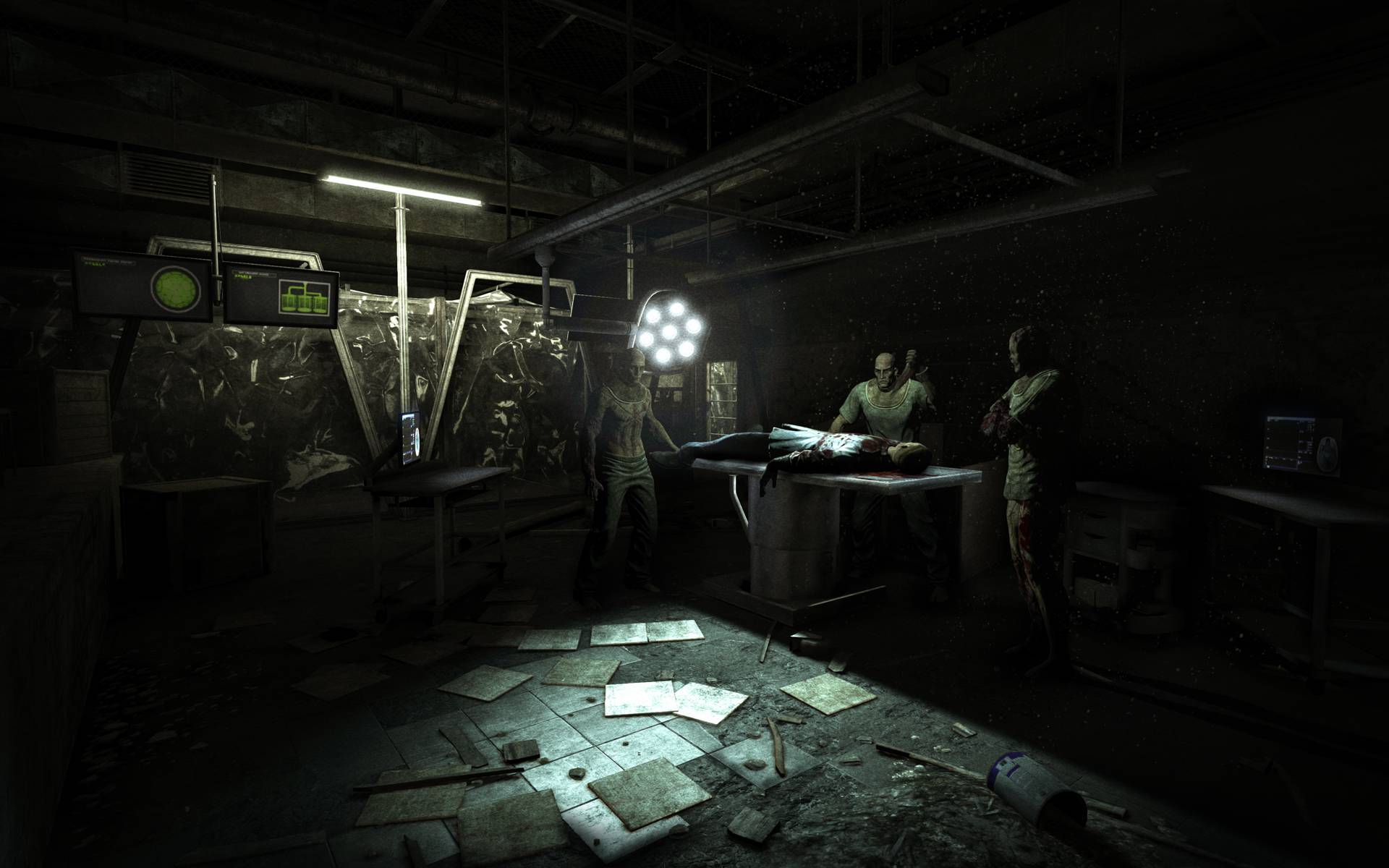 Outlast Whistleblower Free Download game