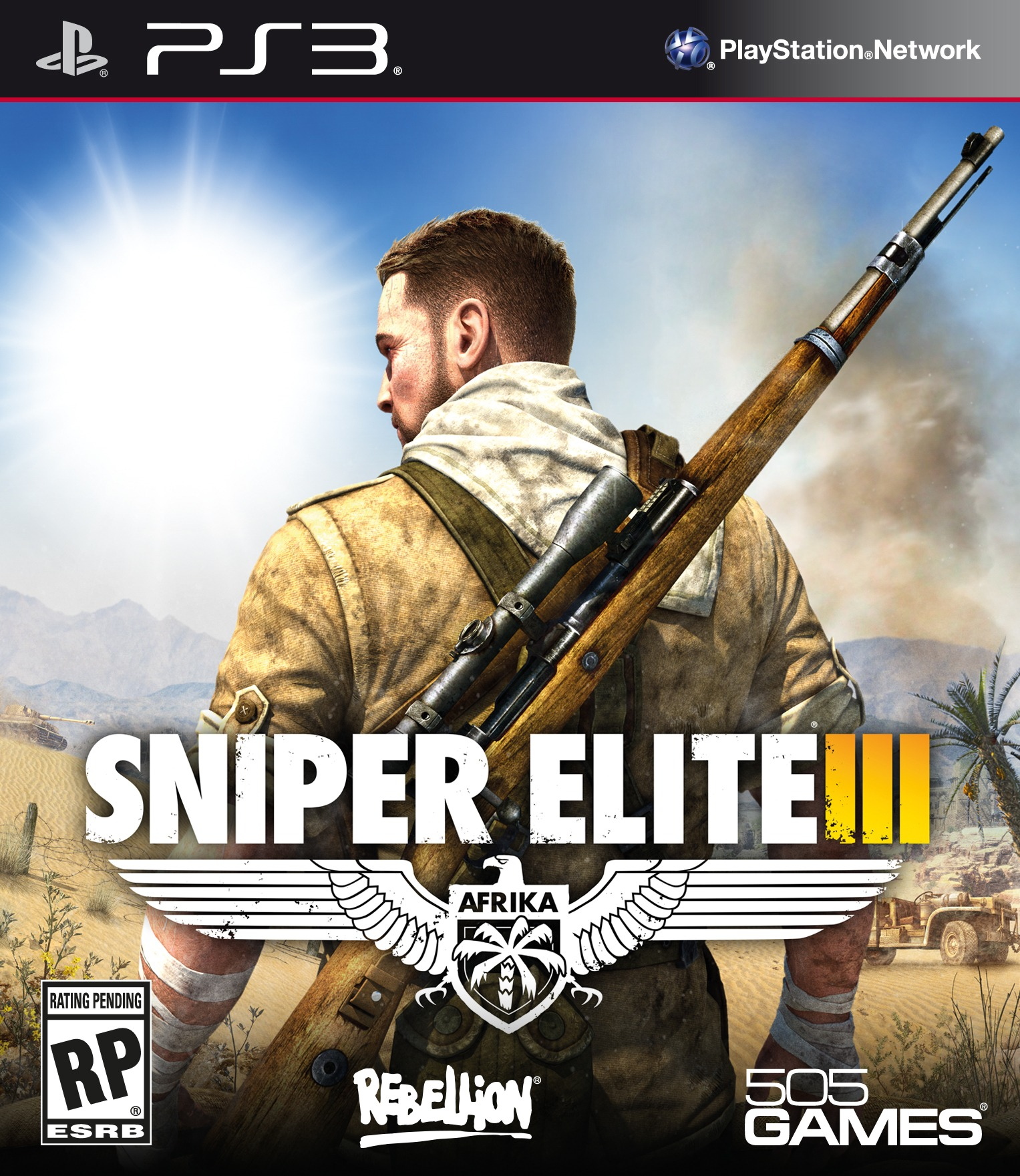 Sniper Elite 3 Free Download
