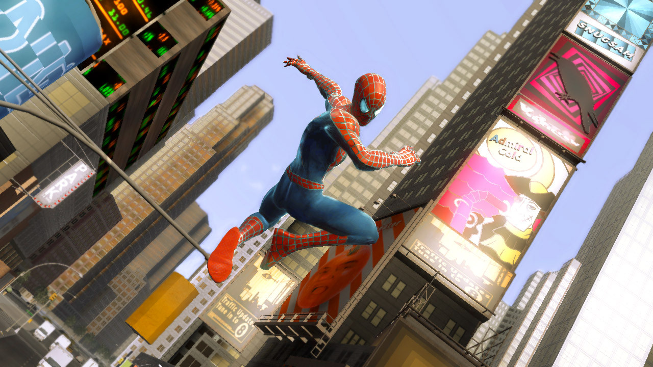 The Amazing Spider Man Free Download PC Game Full Version