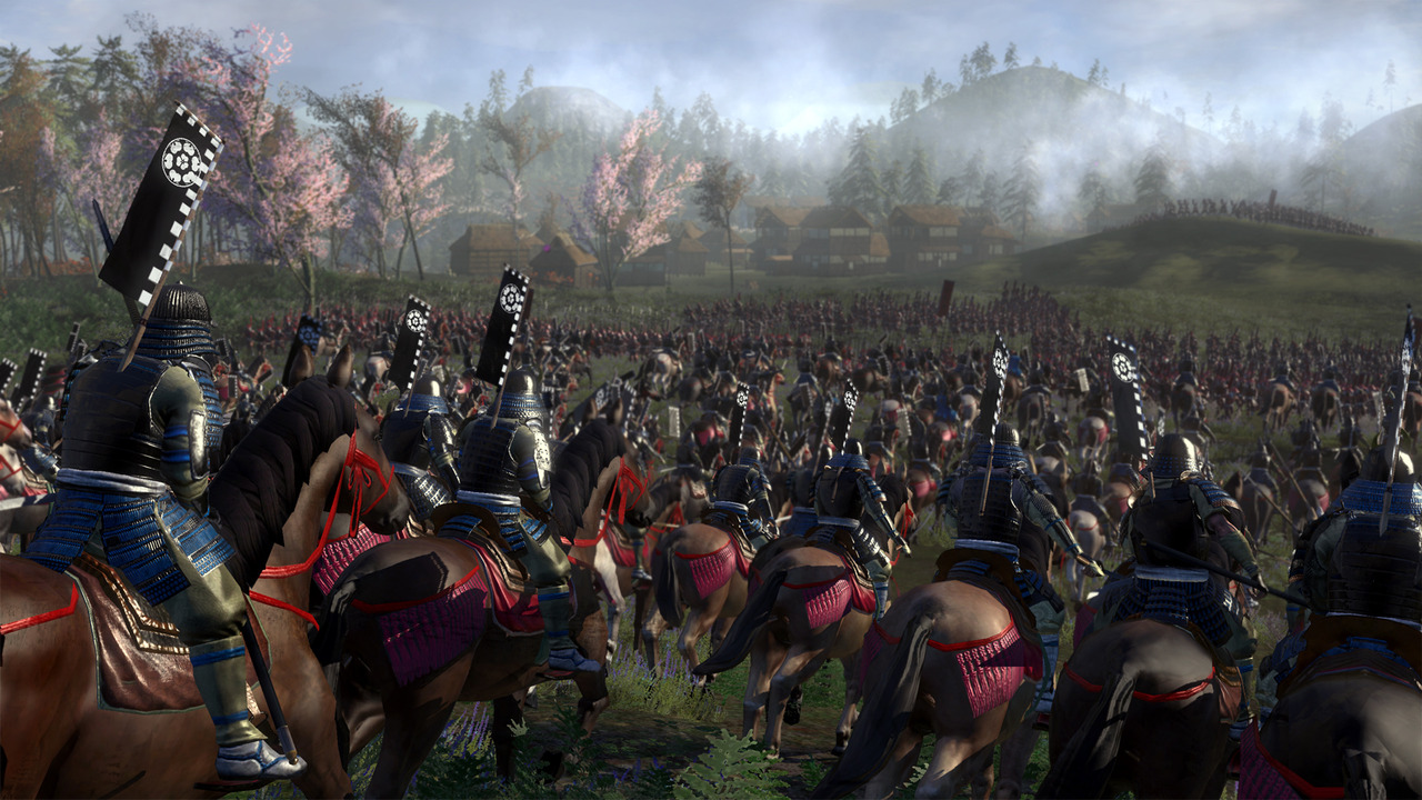 Total War Shogun 2 Free