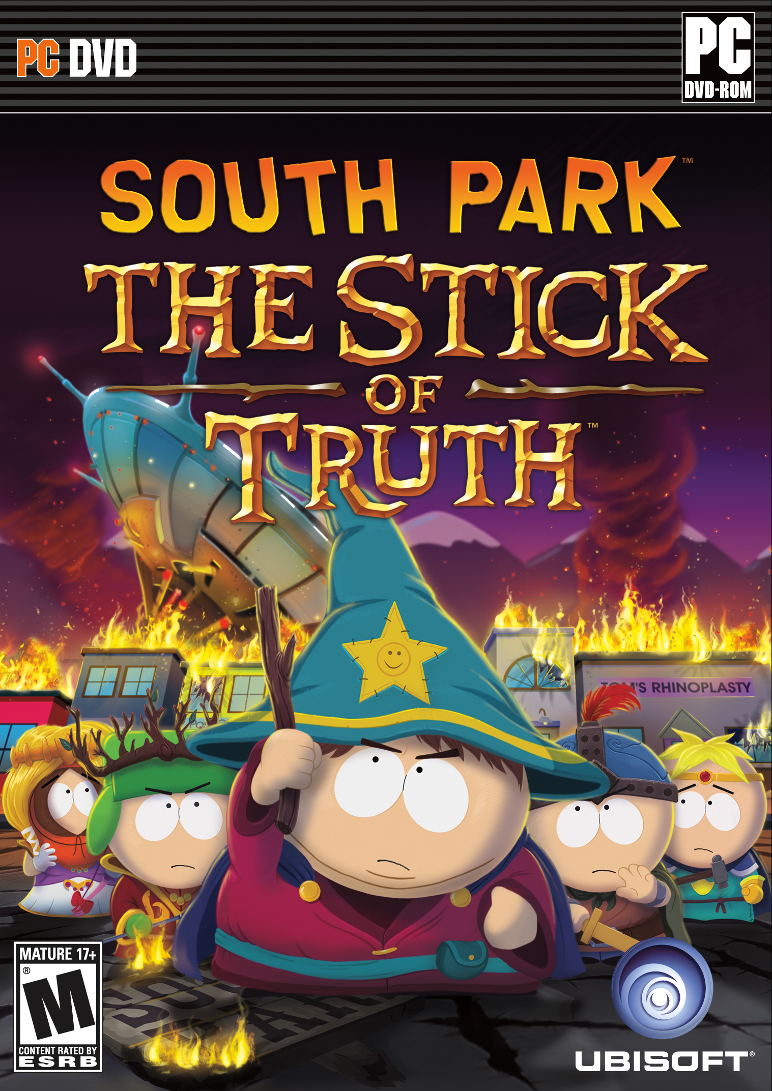 South Park Stick Of The Truth PC Game Free Download