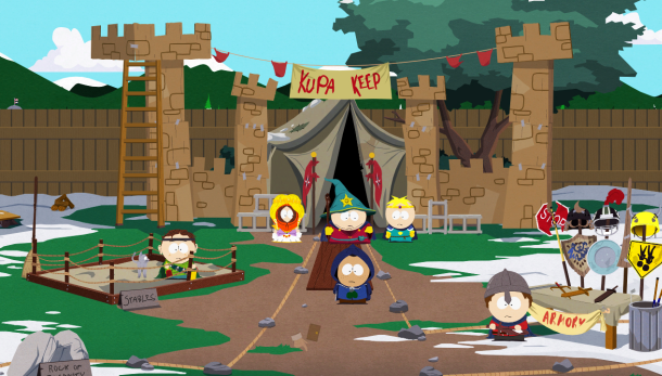 South Park Stick Of The Truth PC Game