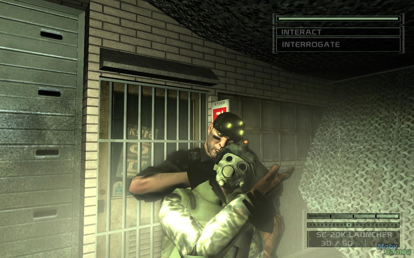 Tom Clancy Splinter Cell Chaos Theory Free Play