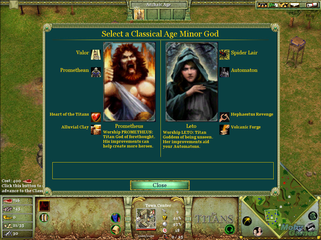 Age Of Mythology The Titans Free Setup