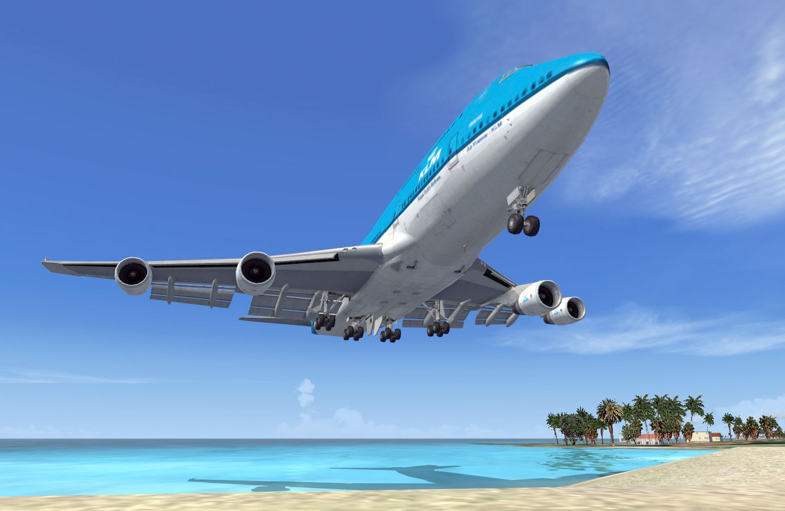 Game-flight Simulator X- free download