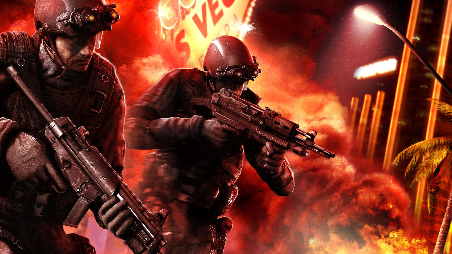 Tom Clancy's Rainbow Six Vegas 2 free download