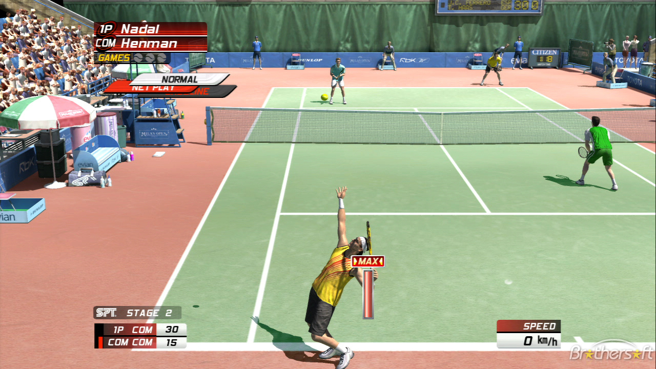 Virtua tennis 4 торрент.
