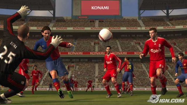 download free pro evolution soccer 2009