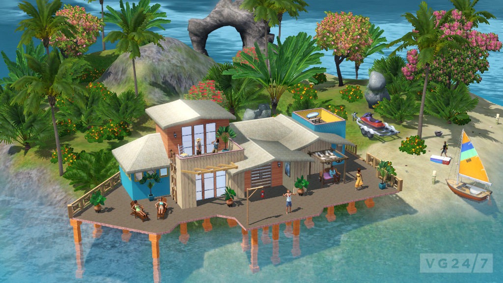 The Sims 3 Free Download - Ocean Of Games