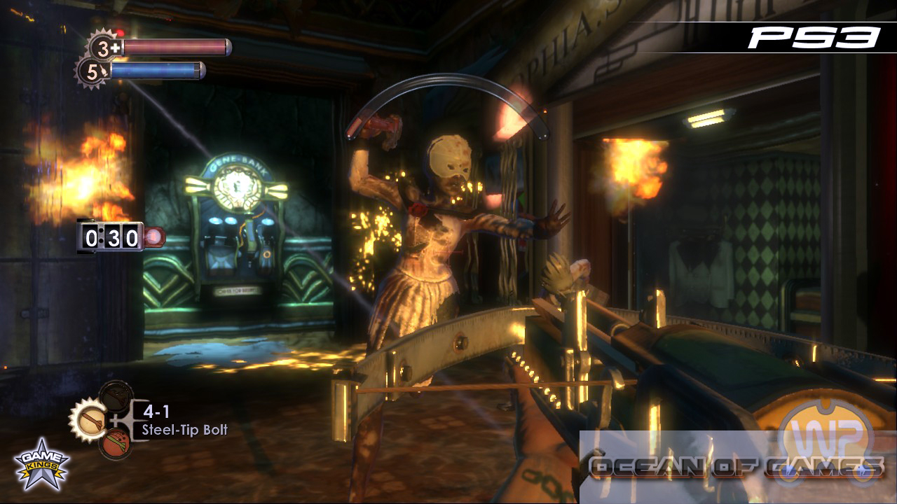 Bioshock 1 Setup Free Download