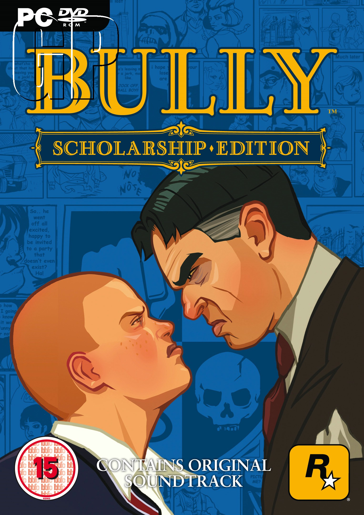 bully scholarship game