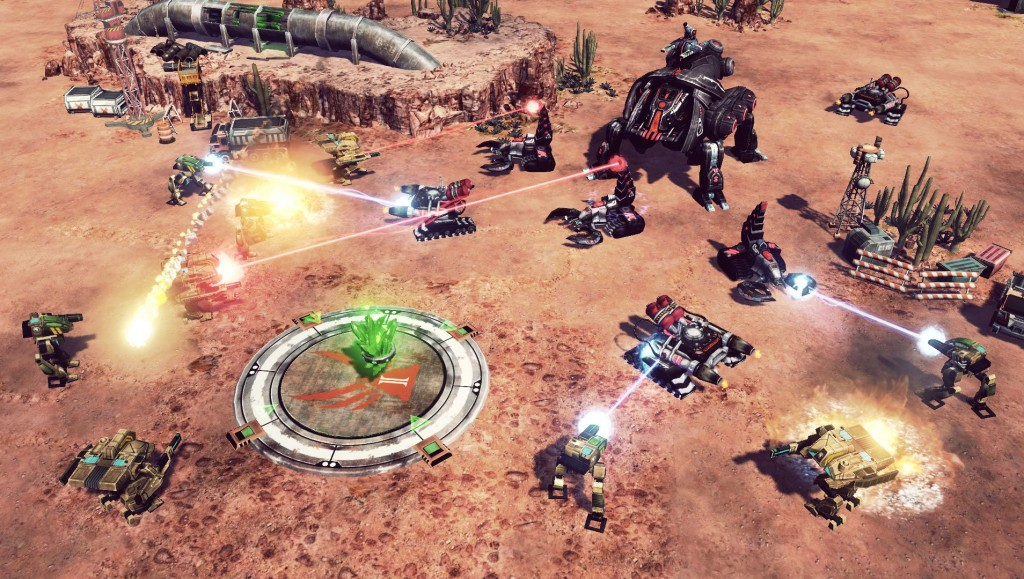Command Conquer 4 Tiberian Twilight download free