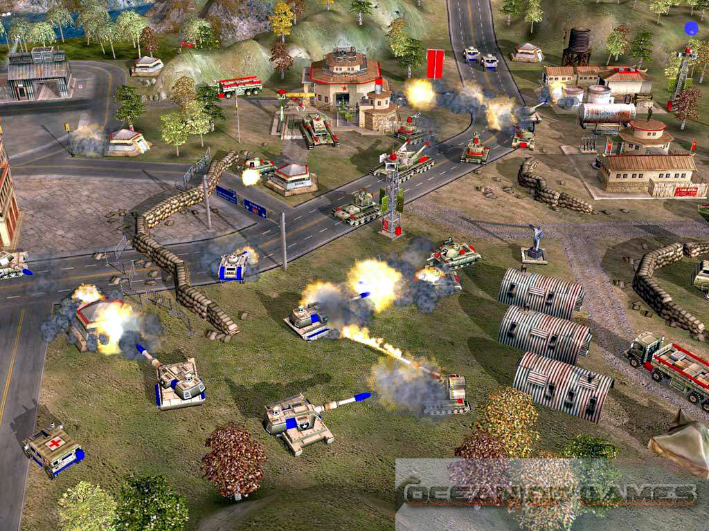 Command and Conquer Generals Zero Hour Download For Free