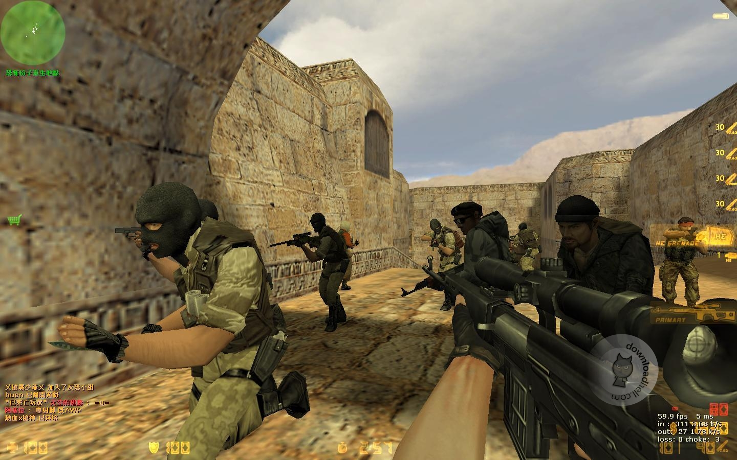 Скачать Counter-Strike 1 6 (Бесплатно)