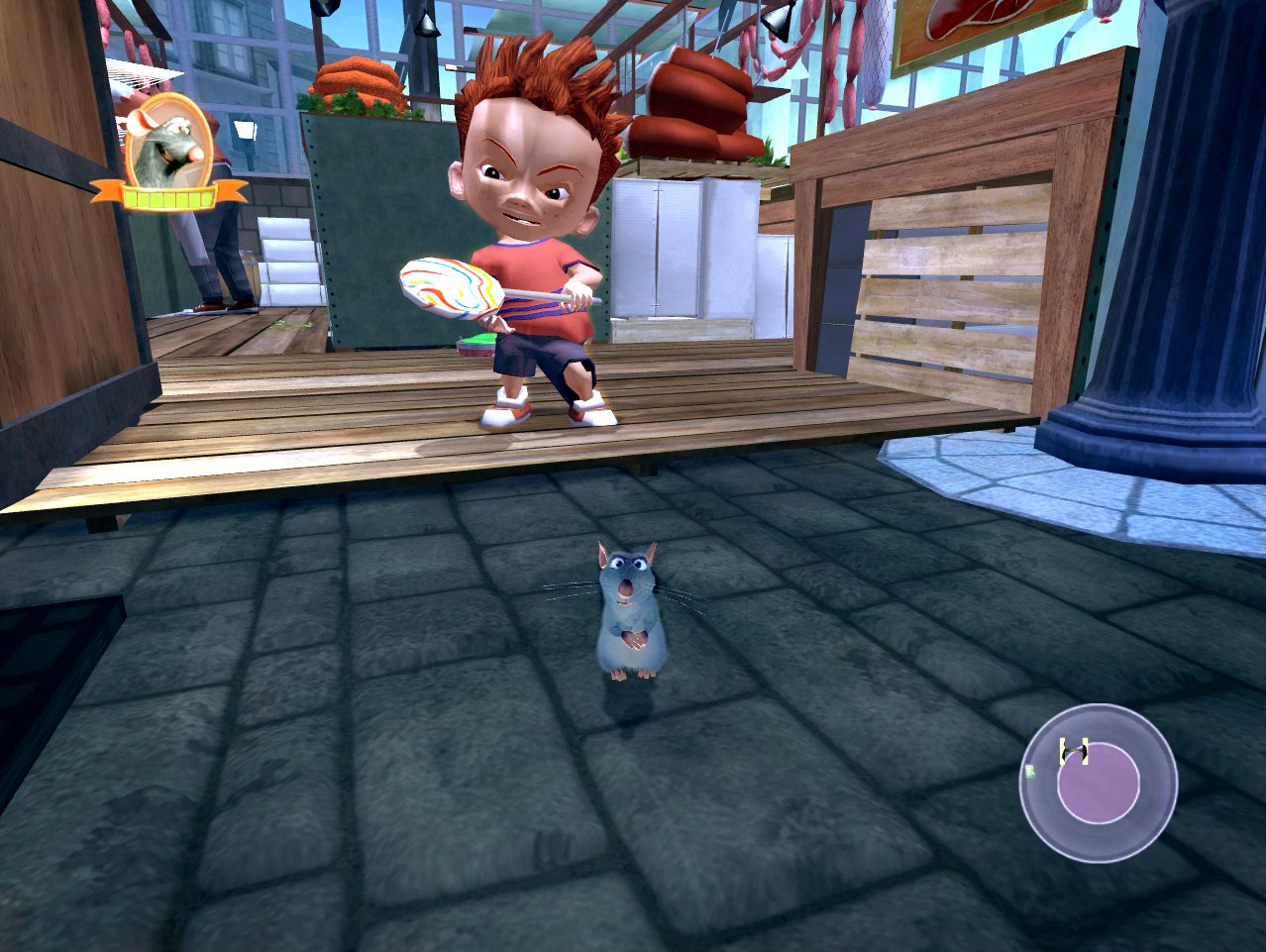 Ratatouille PC Game Free Download ~ Mad About Games