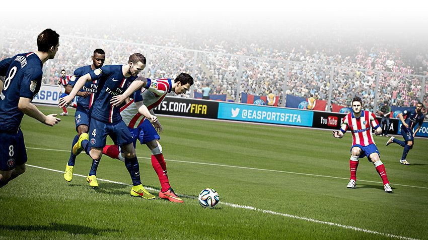 FIFA 15 PC Game Free Download - Ocean Of Games