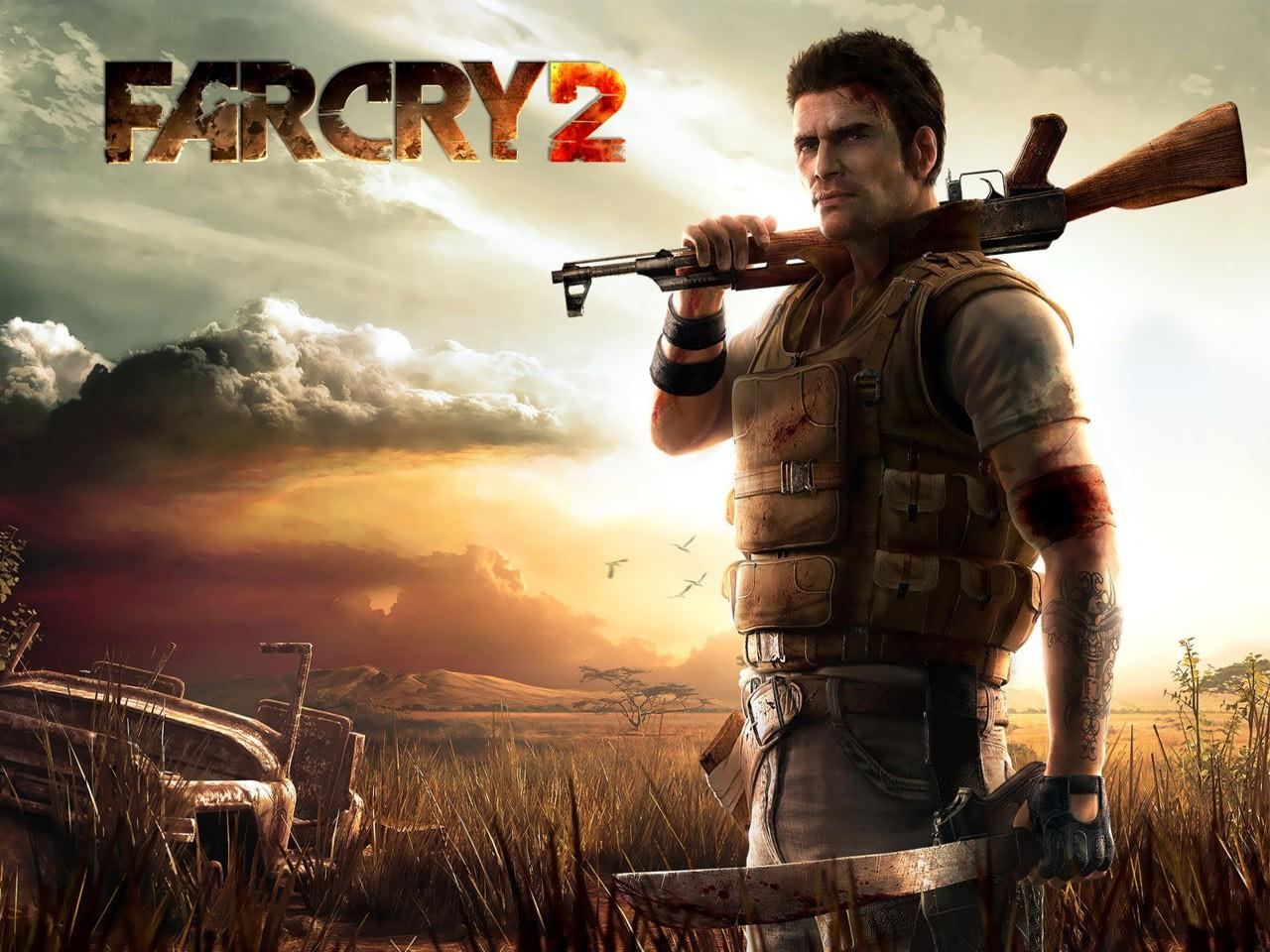 download far cry 2 pc game highly compressed