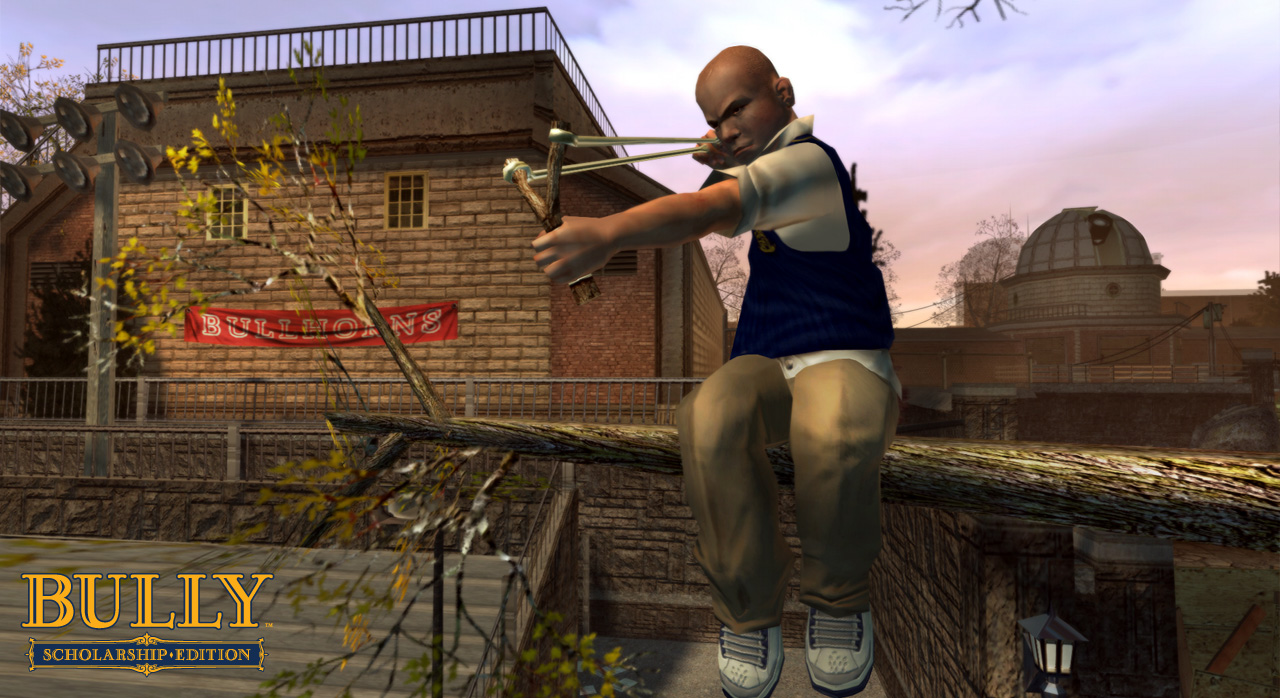 Free Download Bully Scholarship PC Game