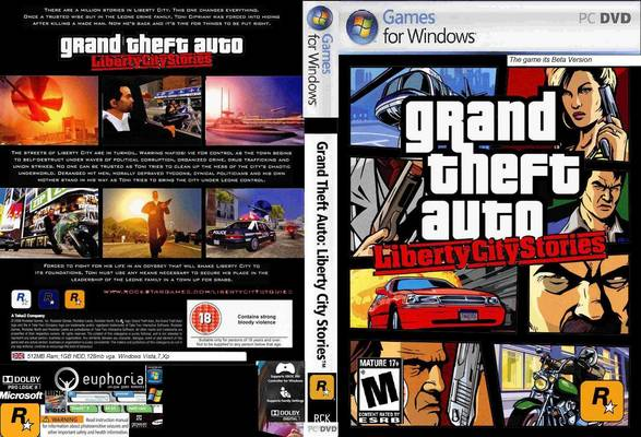 gta liberty city download pc free full version
