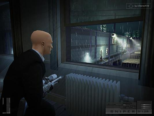 Hitman Contracts setup