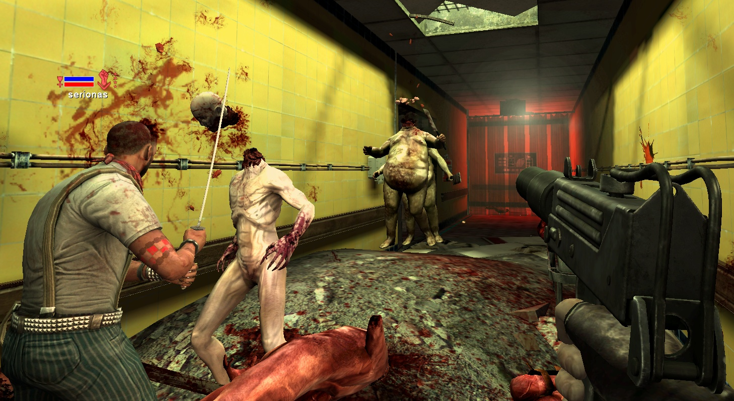 Killing Floor features