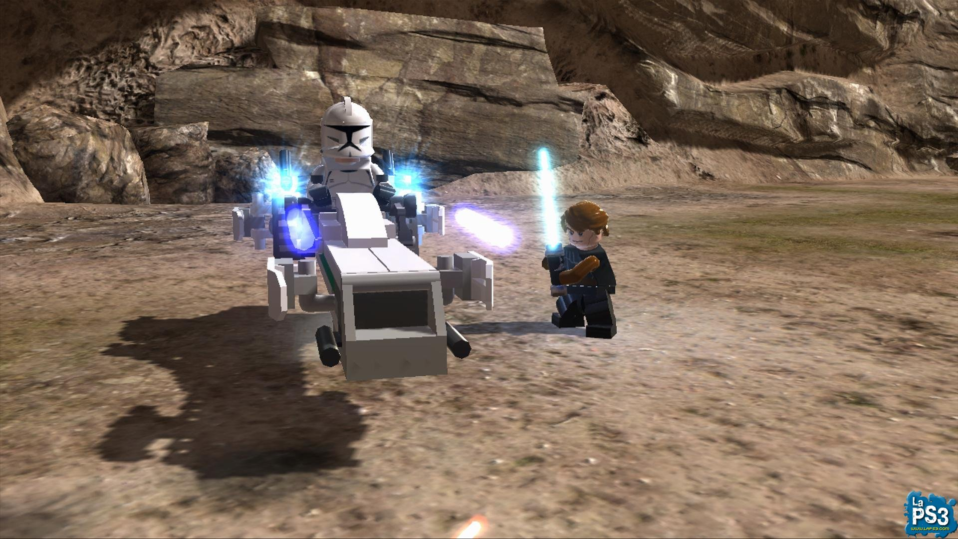 Lego Star Wars 3 The Clone Wars  setup free download