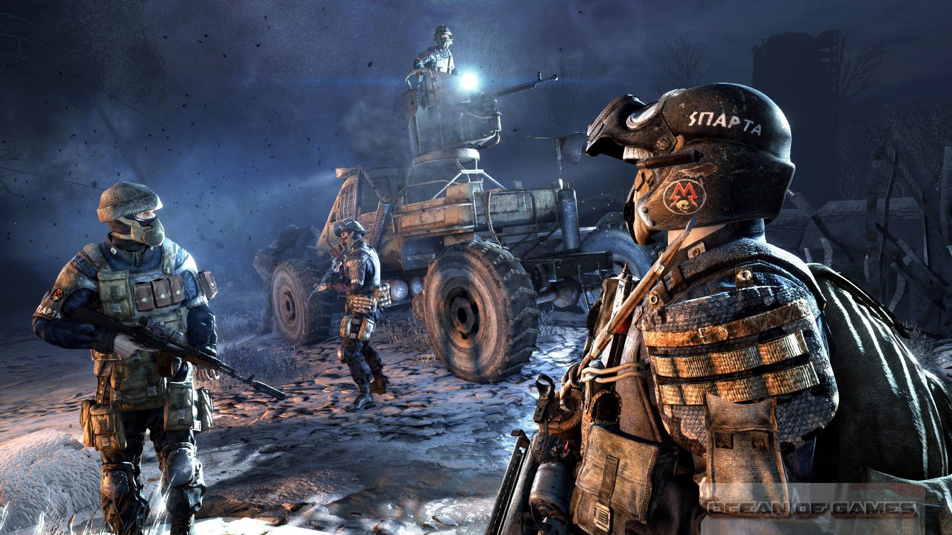 Metro Last Light Redux Download For Free