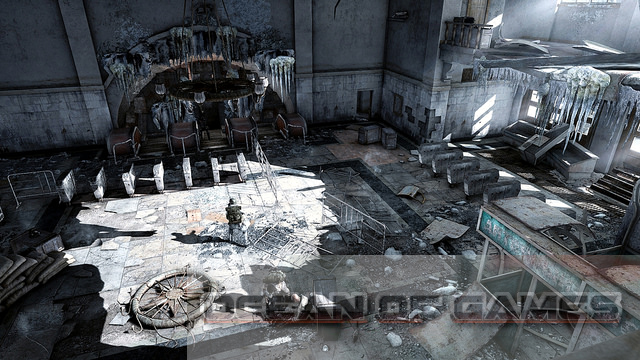 Metro Last Light Redux Features