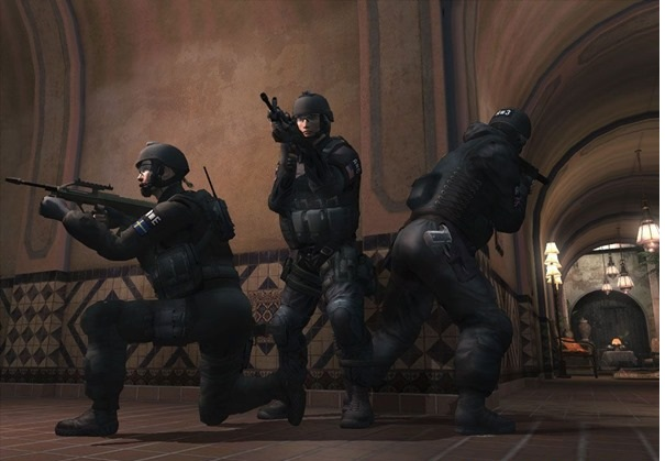Free Download Rainbow Six Lockdown PC Game