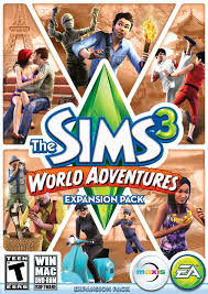 sims 3 world adventures download free full version pc