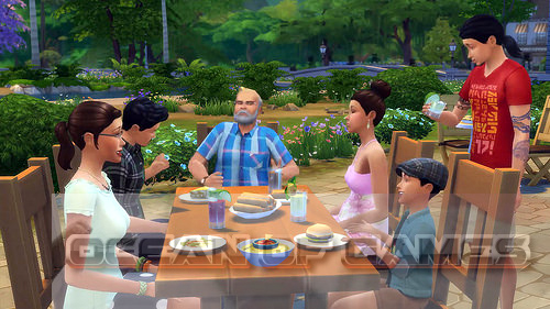 sims 4 download free ocean of games