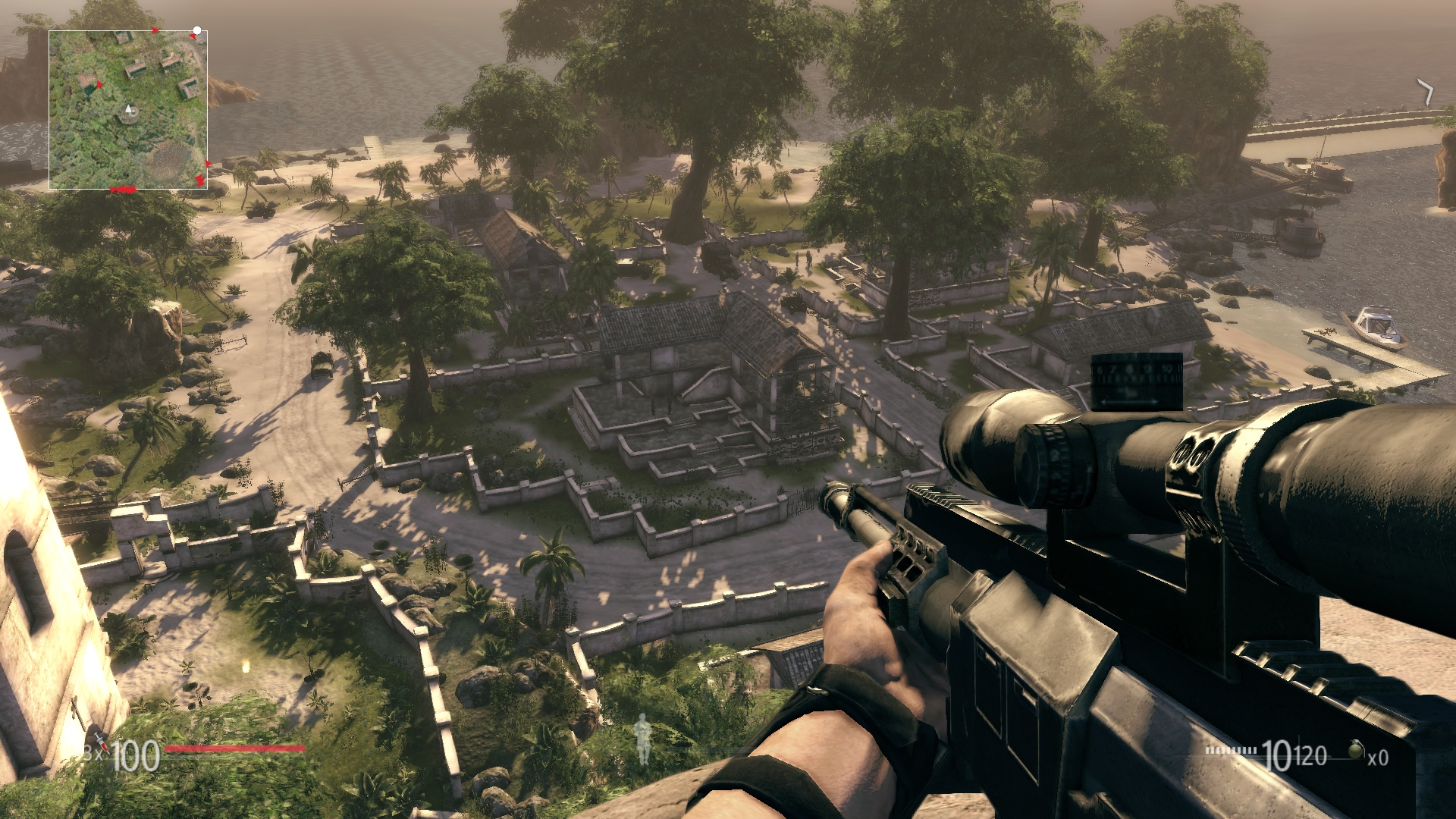 sniper ghost warrior features