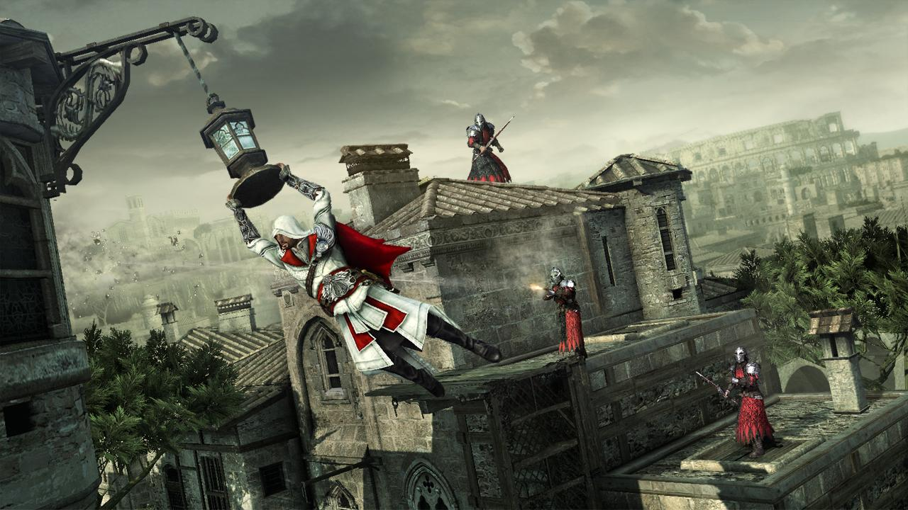 Assassin Creed Brotherhood downloaad free