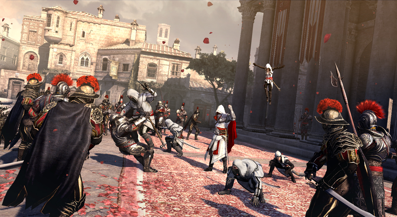 Assassin Creed Brotherhood Free Download - Ocean Of Games
