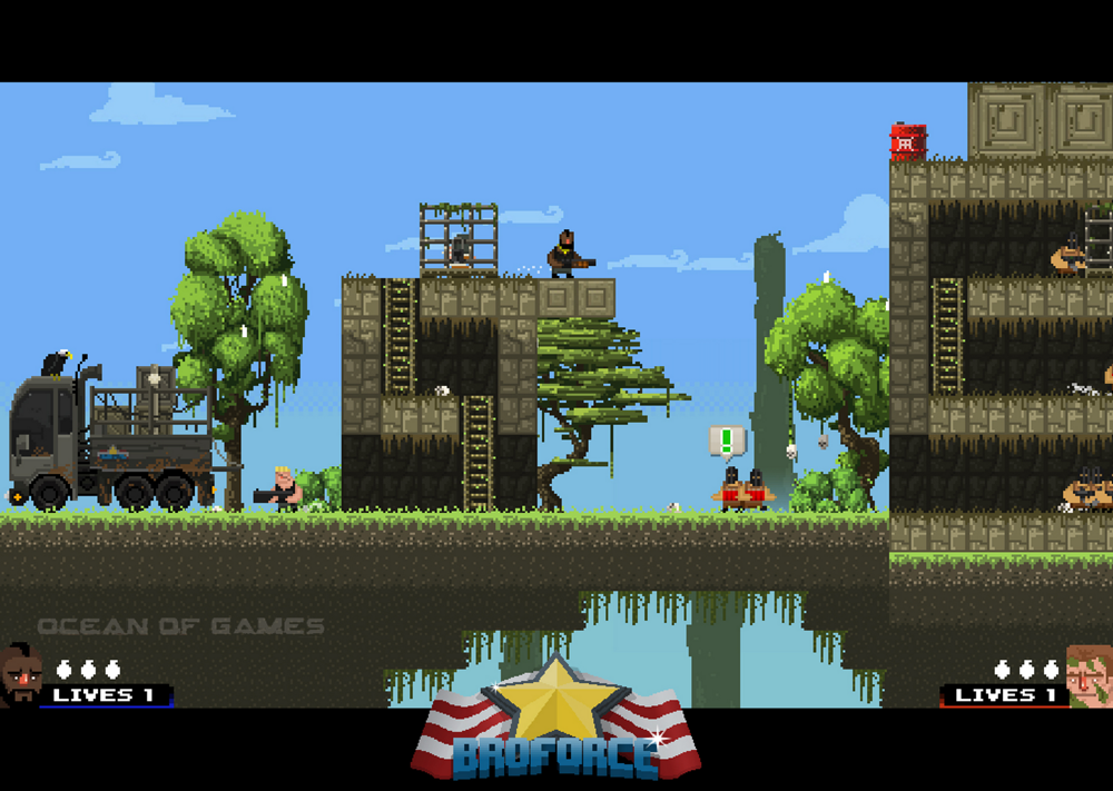 Broforce Free Download PC Game