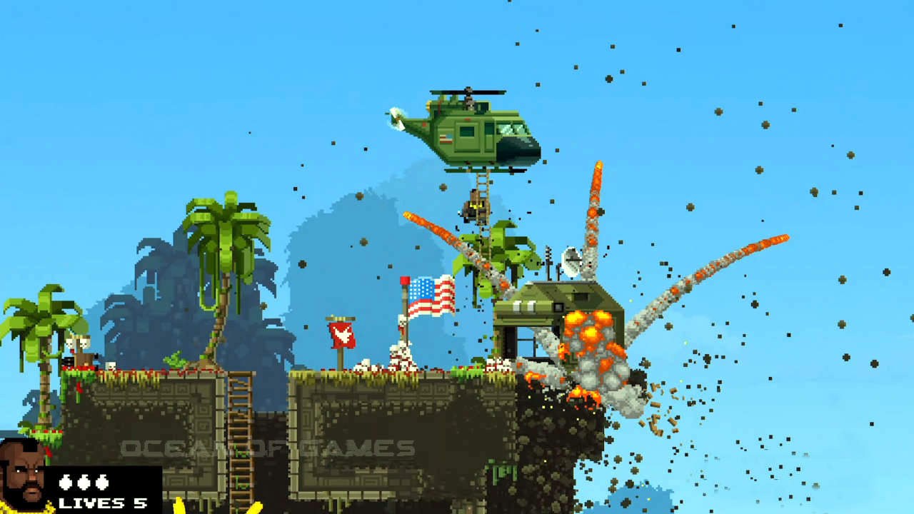 Broforce Free Download