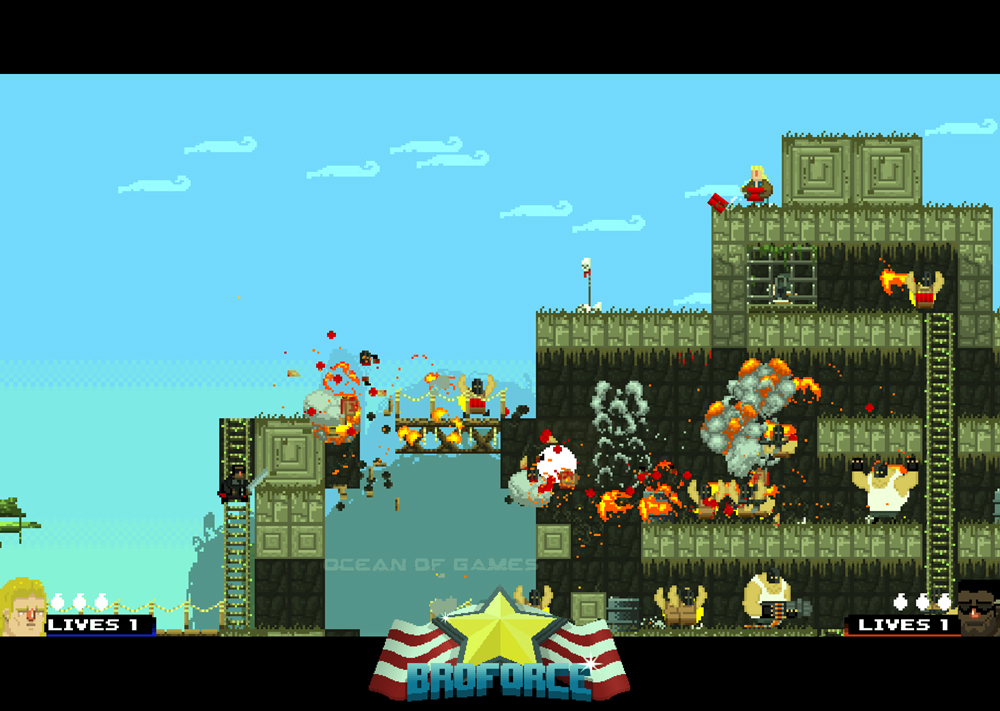 Broforce Setup Free Download