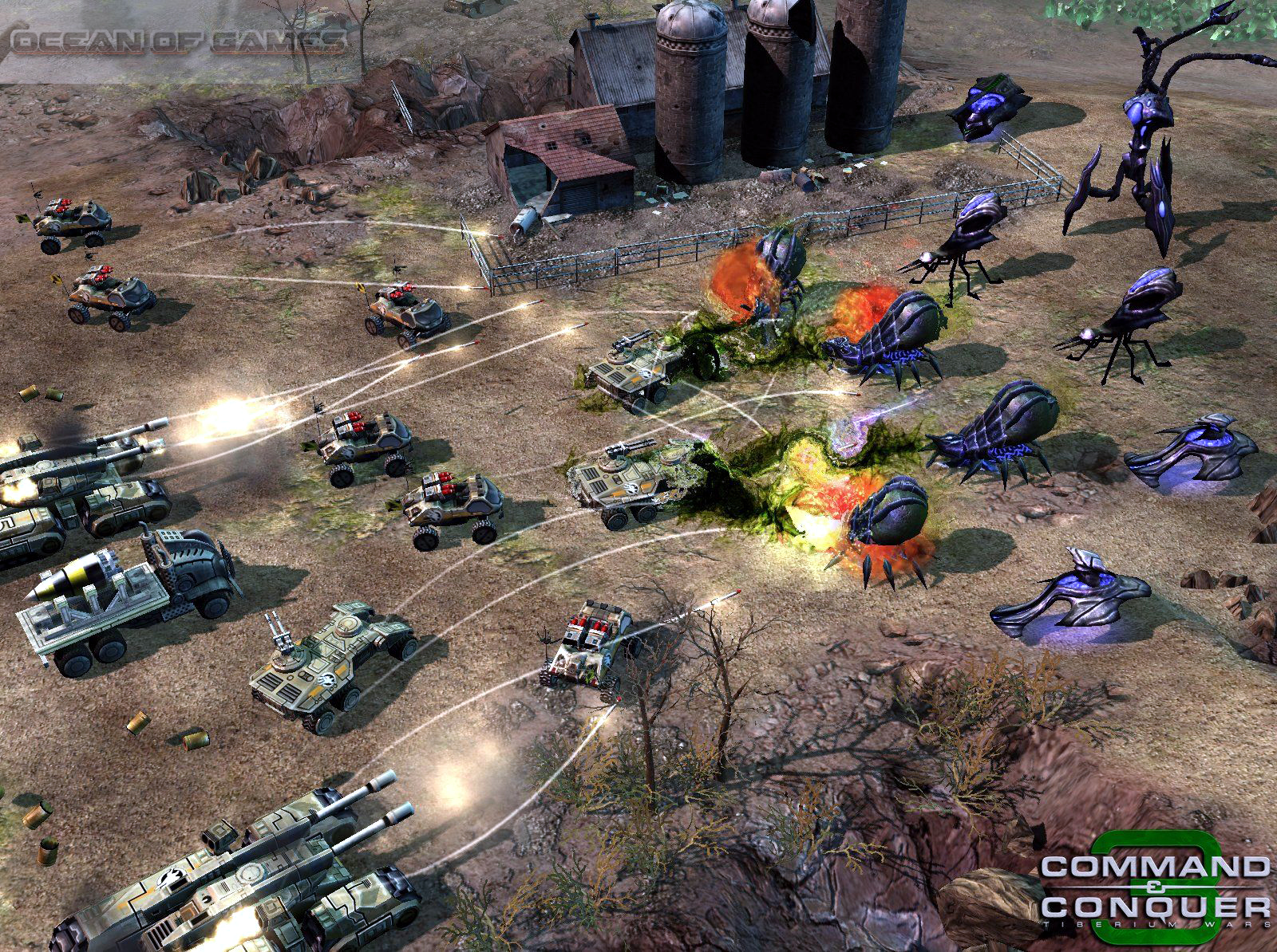 Command and conquer 3 tiberium wars mac system requirements