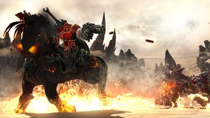 DarkSiders 1 Features