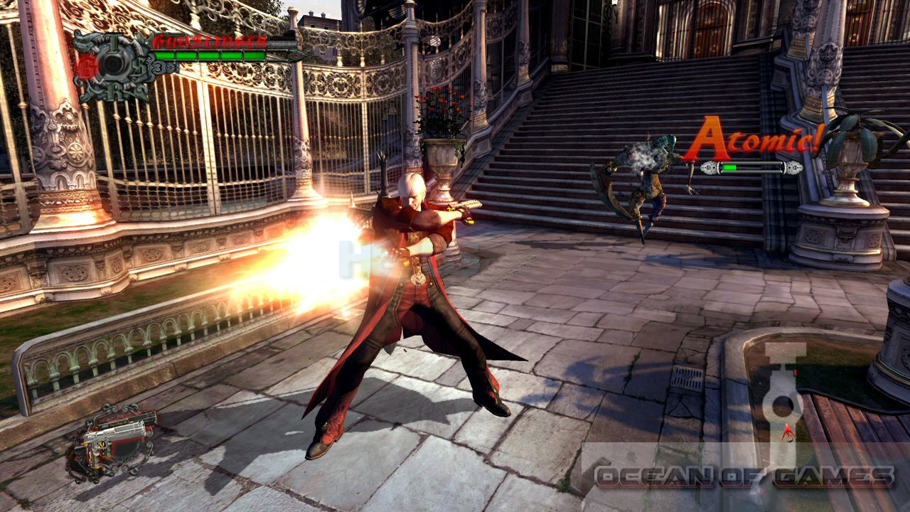 Devil May Cry 4 Setup Download For Free