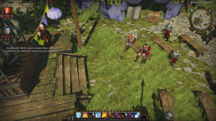 how to start divinity original sin